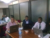 Participants at the First Training in 2010 at Tokuns International Ltd